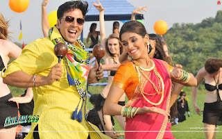 Khiladi 786 HD Wallpaper Starring Akshay Kumar, Asin