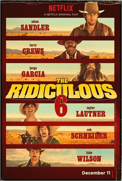 The Ridiculous 6 Dublado
