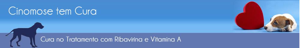 Cinomose  Cura no Tratamento com Ribavirina e Vitamina A