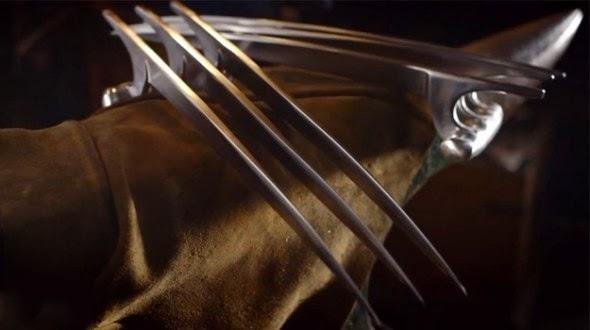 Pandai Besi Membuat Cakar Wolverine Sungguhan