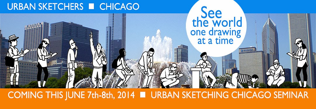 Urban Sketchers Chicago