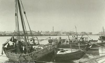 Dubai in 1960