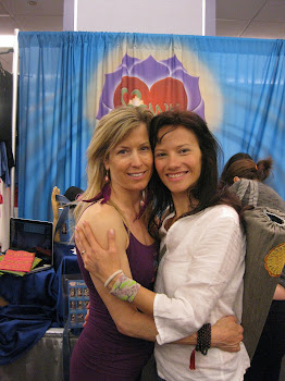 Yoga Journal Conference NY with Helena Zera