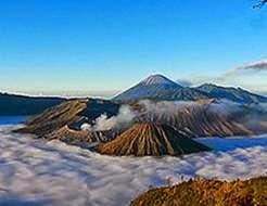 Letak Lokasi Wisata Gunung Bromo Jawa Timur