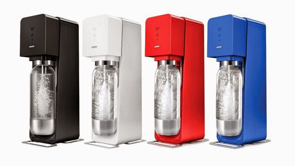 Sodastream Source Drink Maker Review