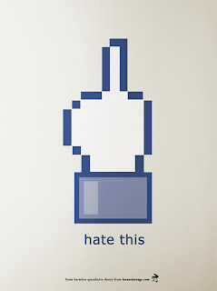 Facebook icon Will Never There Is Website up