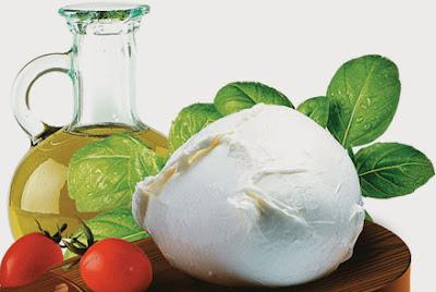 Recettes Œufs-Omelette à la mozzarelle