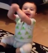 This adorable video of a sevenmonthold doing South Korean rapper Psy's .