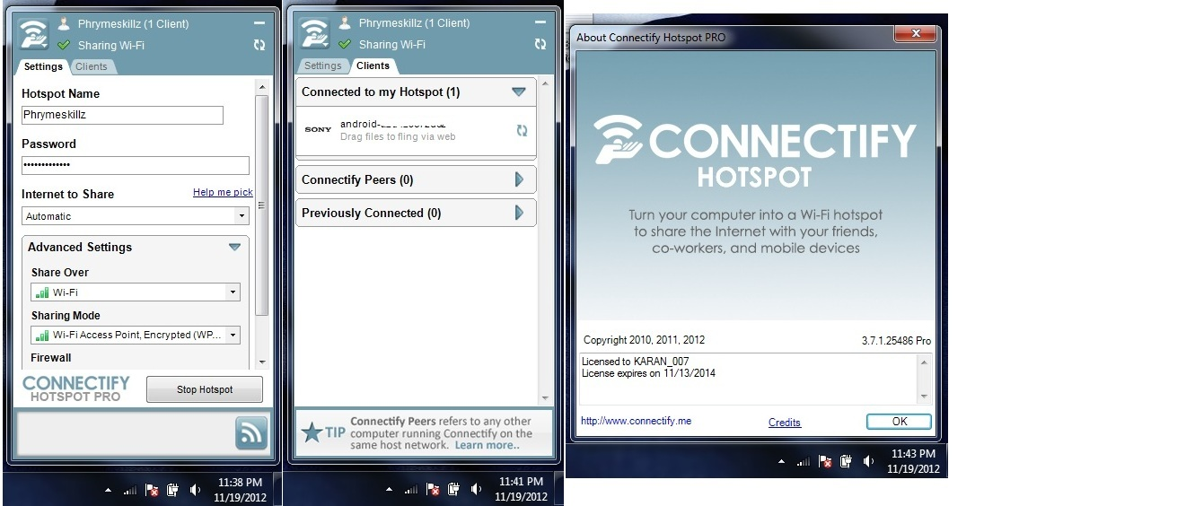 how to connect my computer to wifi hotspot