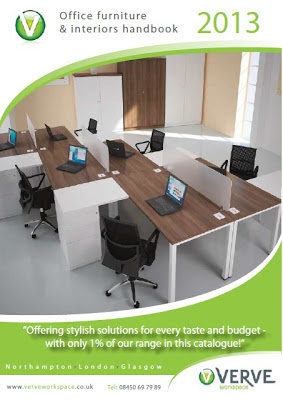 Verve Workspace office furniture catalogue 2013 moving office fresh contemporary desks and chairs
