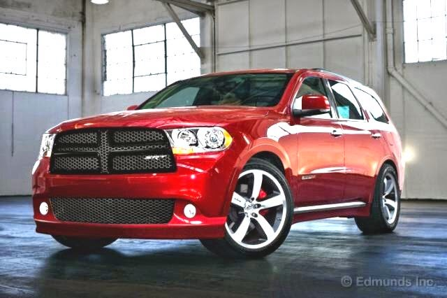 2015 dodge durango srt8