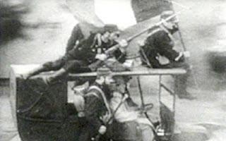 WWI - Soldados en taxi a la batalla del Marne - HistoriaDeLasCivilizaciones.com
