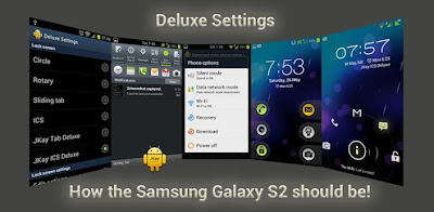 Deluxe Settings .Apk 14.0 Android [Full] [Gratis]