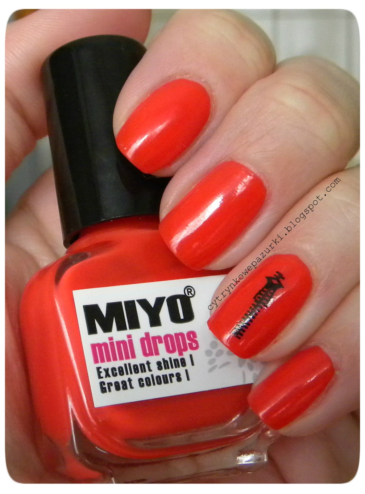 Poniedziałki z Miyo Mini Drops Sweet Carrot 165
