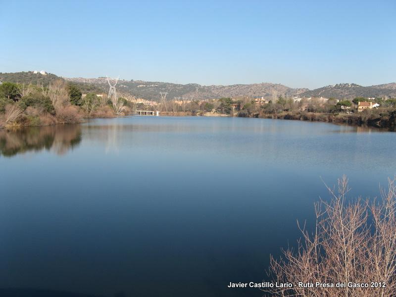 Rutas y excursiones de las rozas a la presa del gasco - Molino de la hoz ...