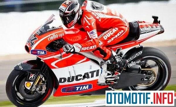 Ducati Desmosedici GP 15, otomotif info