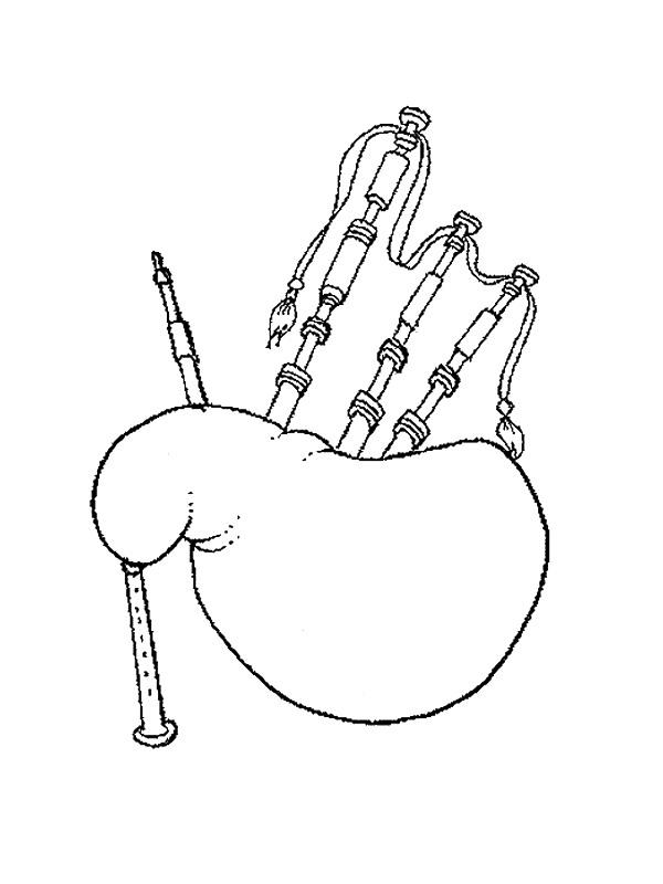 Музыкальные инструменты 3 буквы