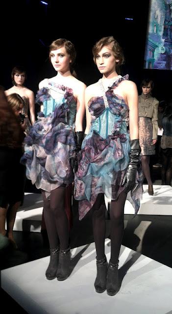 Katya Leonovich brings exciting Edge to Fall 2012!