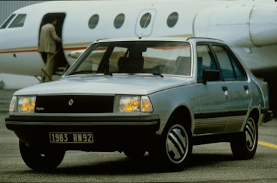 Renault 18 Turbo Model 83
