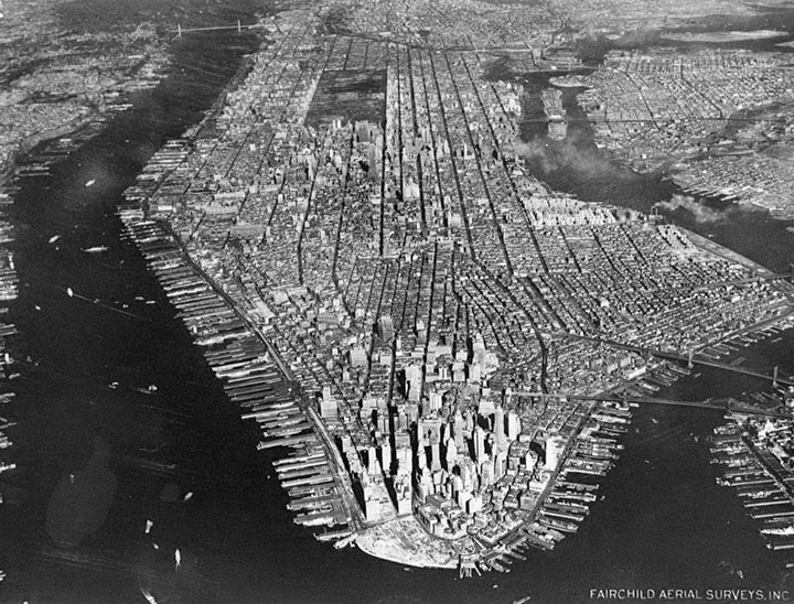 Ultimate Collection Of Rare Historical Photos. A Big Piece Of History (200 Pictures) - New York City