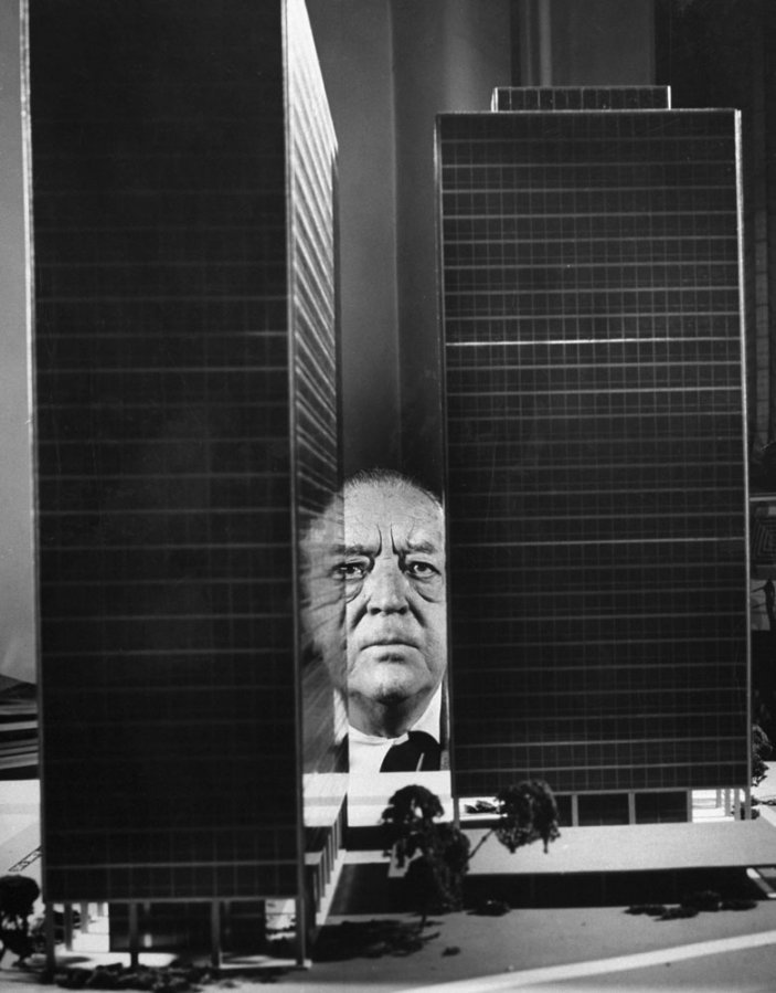 The normal project mr ludwig mies van der rohe - Fundacio mies van der rohe ...