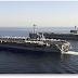 La marina de los Estados Unidos usa agua de mar para crear combustible.