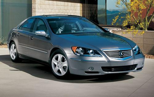 Acura RL (2005)