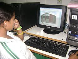 "Projeto: ""Leitura virtual, escrita digital""."