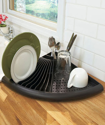 Creative Dish Drainers and Modern Dish Racks (15) 11