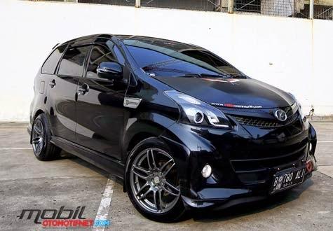 Nah dengan adanya Gambar Modifikasi Toyota AVANZA Keren seperti diatas ...