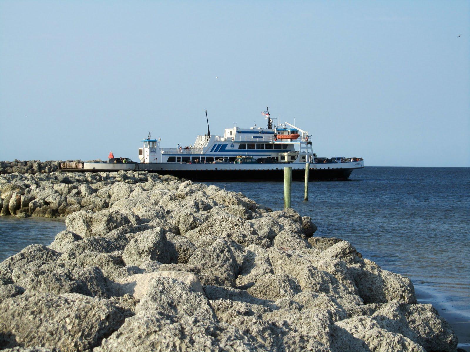Cedar Island Nc Ferry Reservations