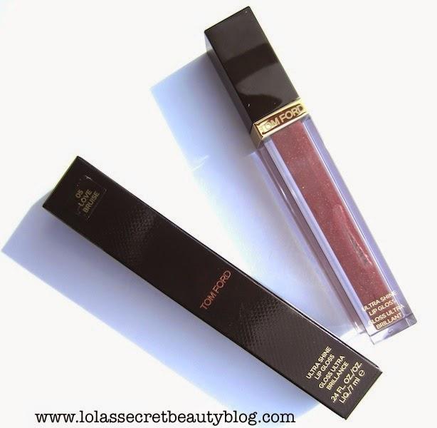 lolas secret beauty blog: TOM FORD Lip Color Nude Vanille