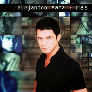 'Más', disco de Alejandro Sanz (carátula)
