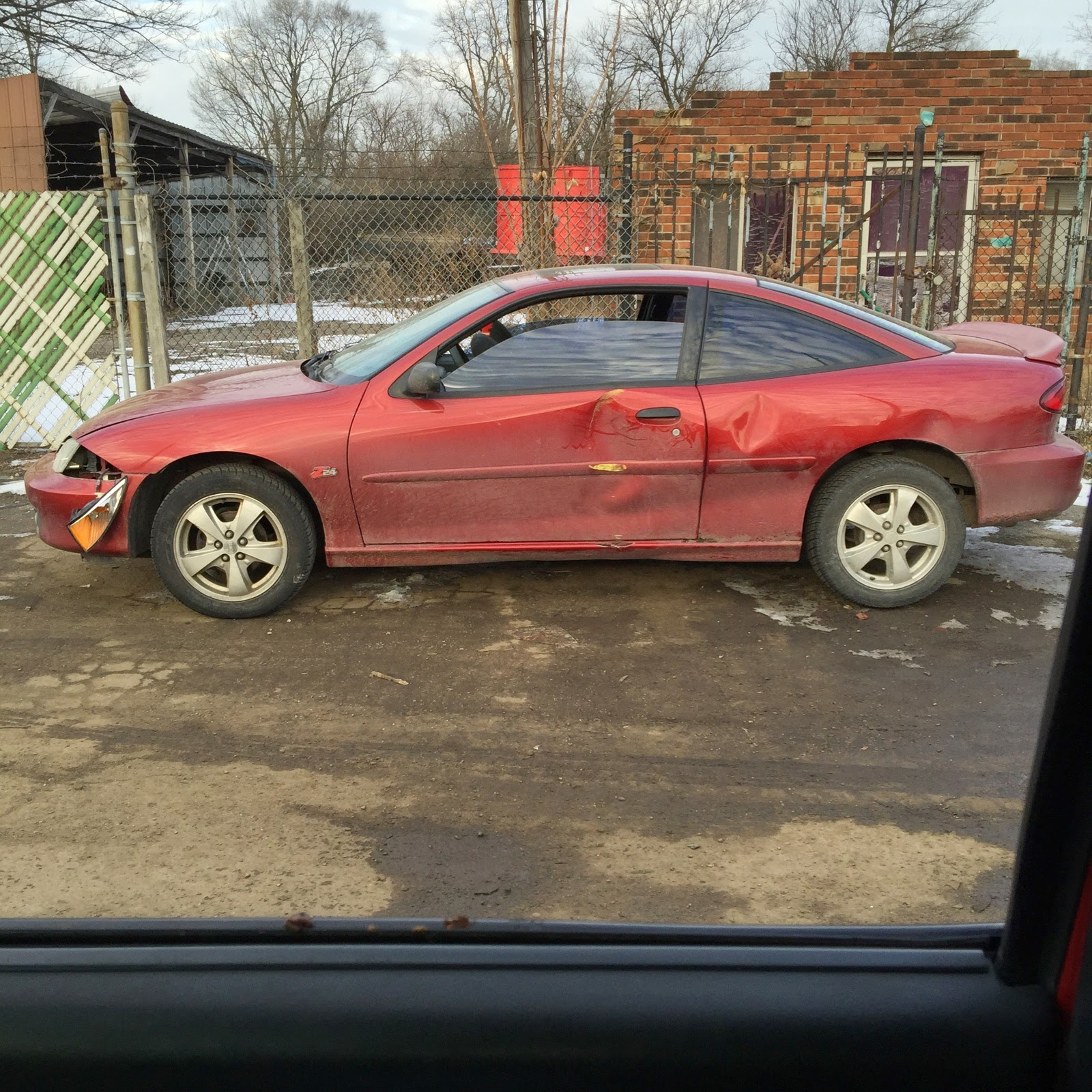 Cash for Cars Indianapolis: Junk 2001 Chevy Cavalier