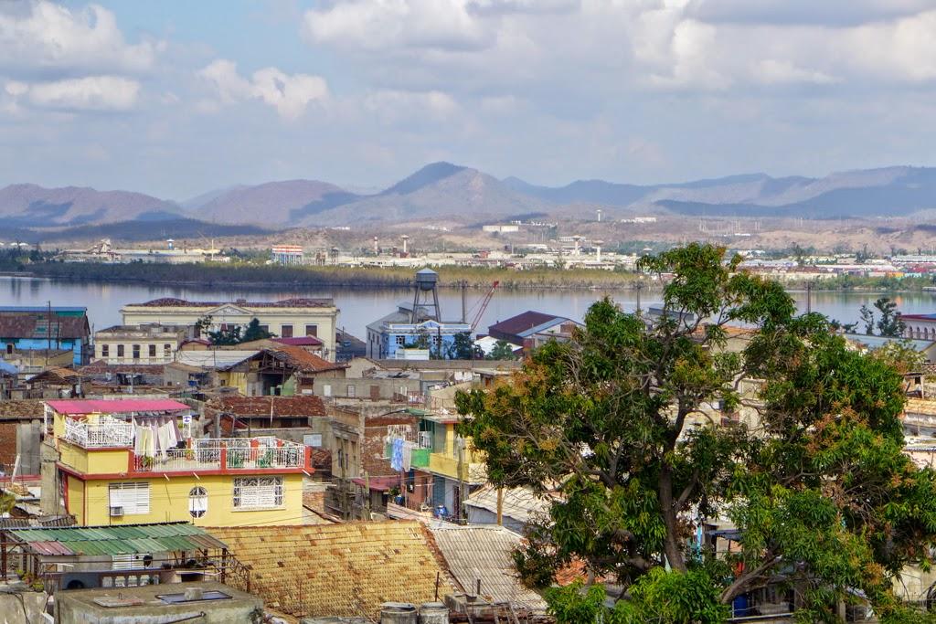 Bay of Santiago de Cuba