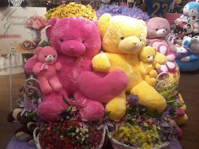 Trendy House Kota Kinabalu jual teddy bear murah