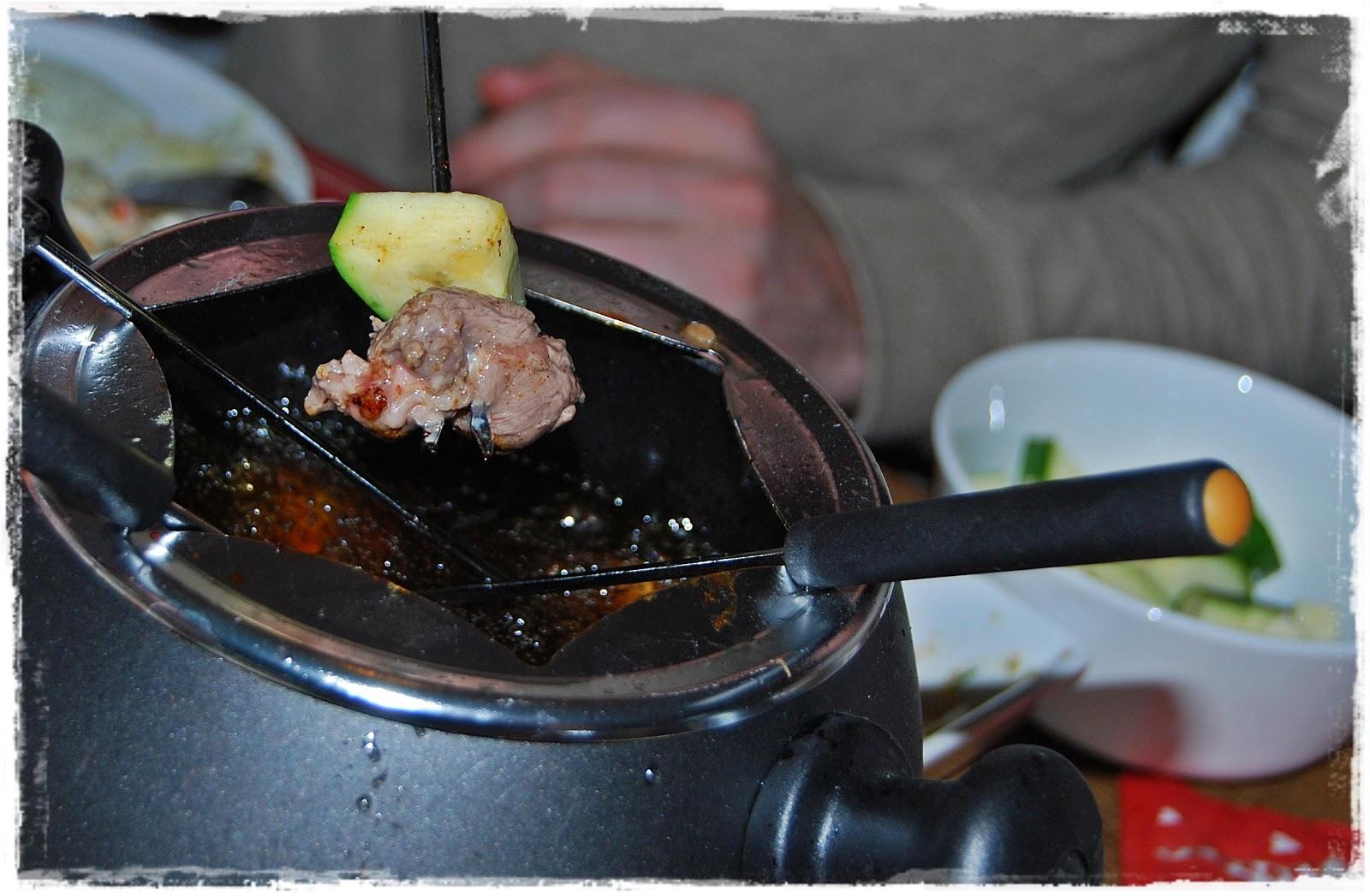 fondue såser recept