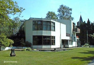 Casa residencial de diseño moderno en Utrecht