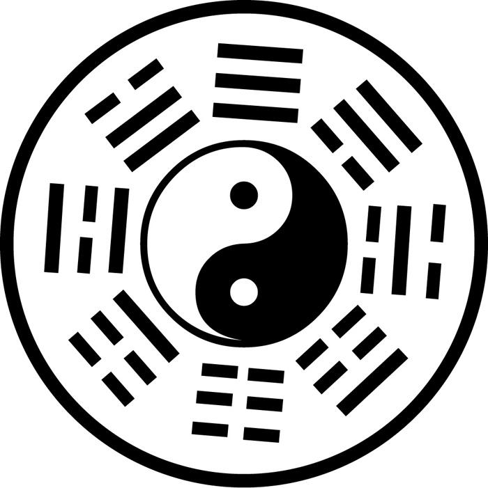 Yin Yang Eight Symbols Nancy Zhang