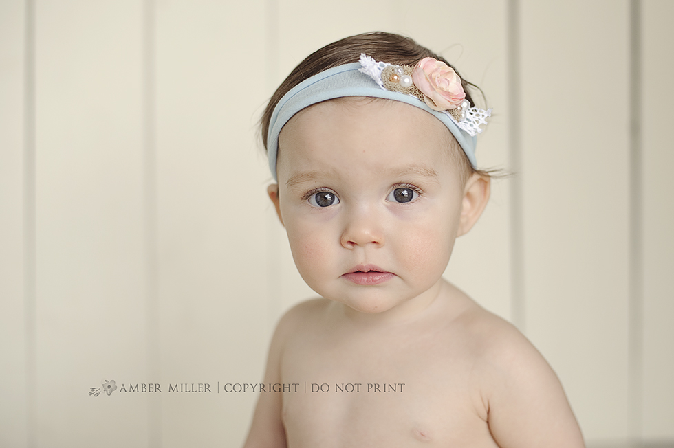 baby girl, utah photographer