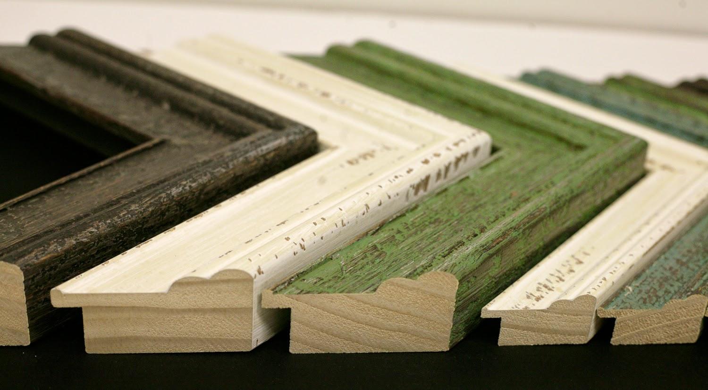 Ben Franklin Crafts and Frame Shop: February Moulding off Month ...