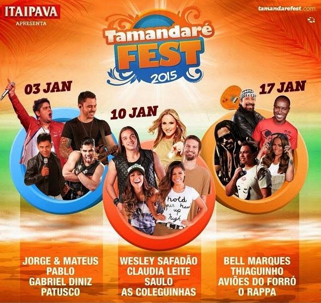 Tamandaré Fest 2015