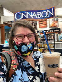 2020 Cinnabon, Iced Chai, Akron Canton Airport, OH