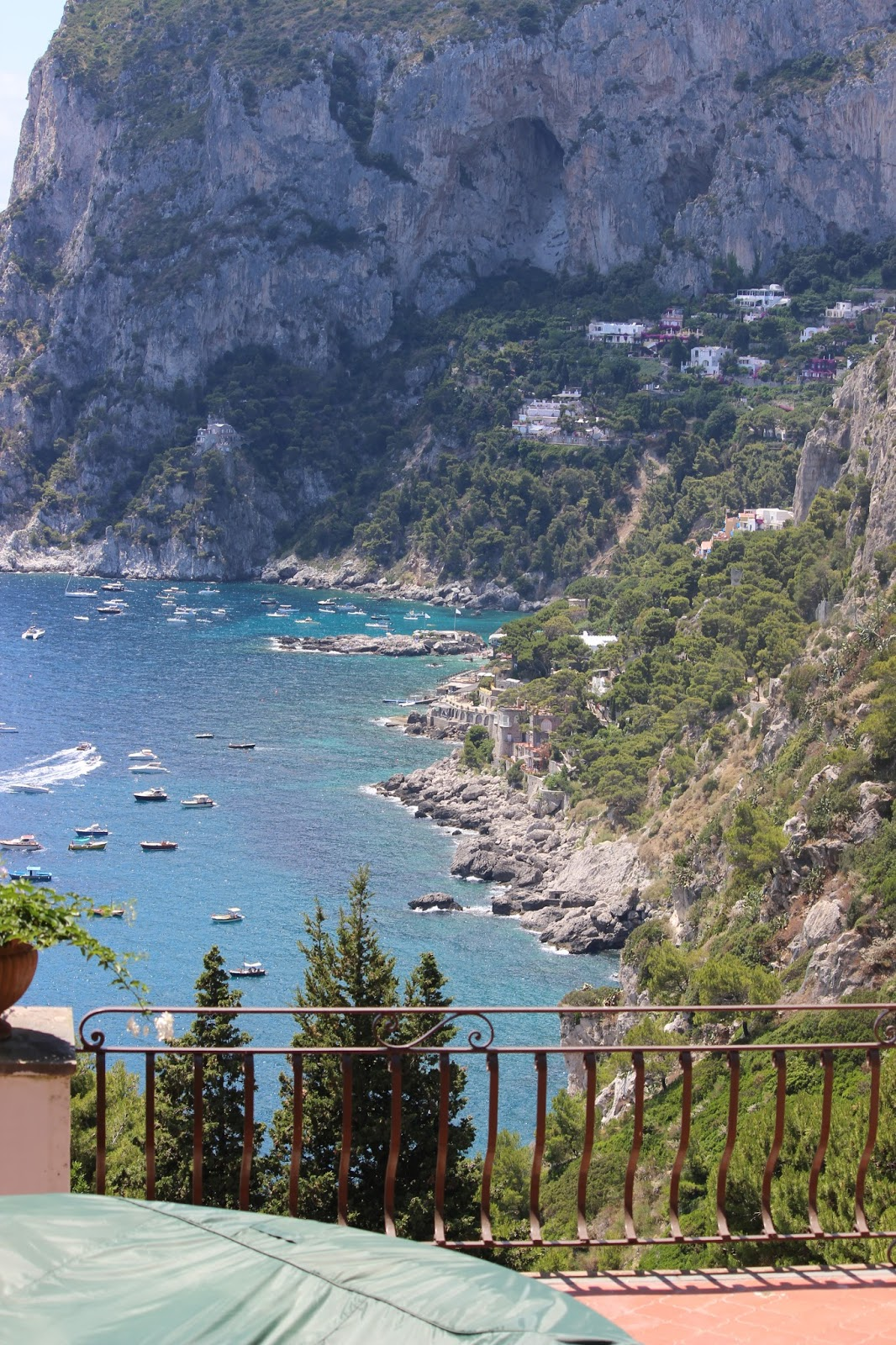 Isle of Capri, Italy