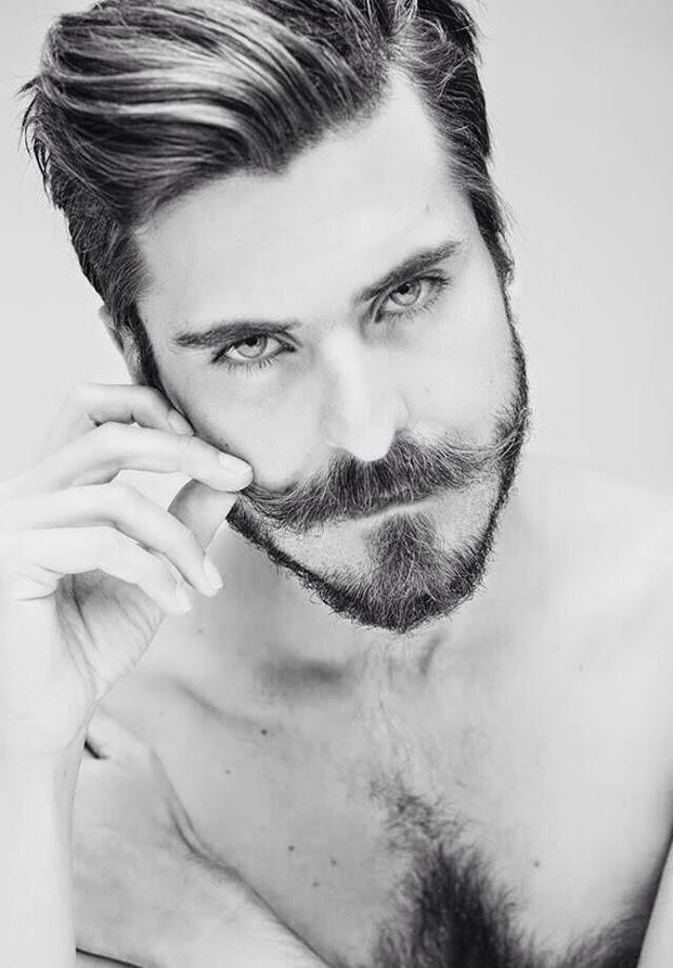 The hot mess corner blog de belleza moda y tendencias for Estilos de barba sin bigote