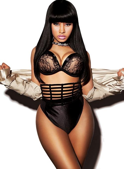 """am a virgin """"Nicki Minaj"""