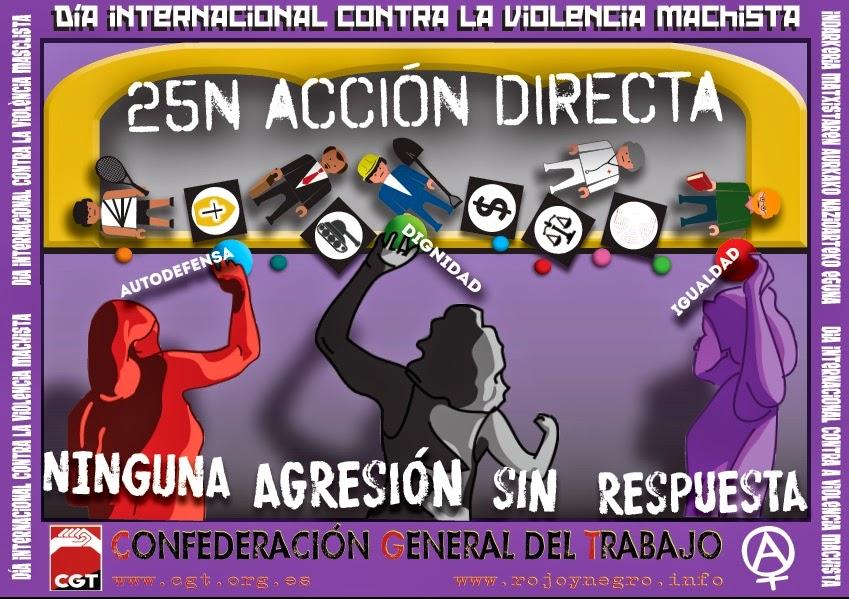 25N Dia contra violencia machista