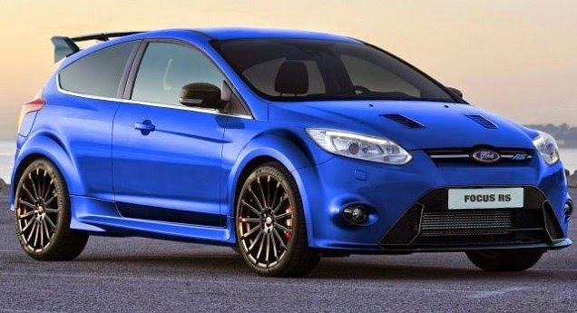 Focus rs release date