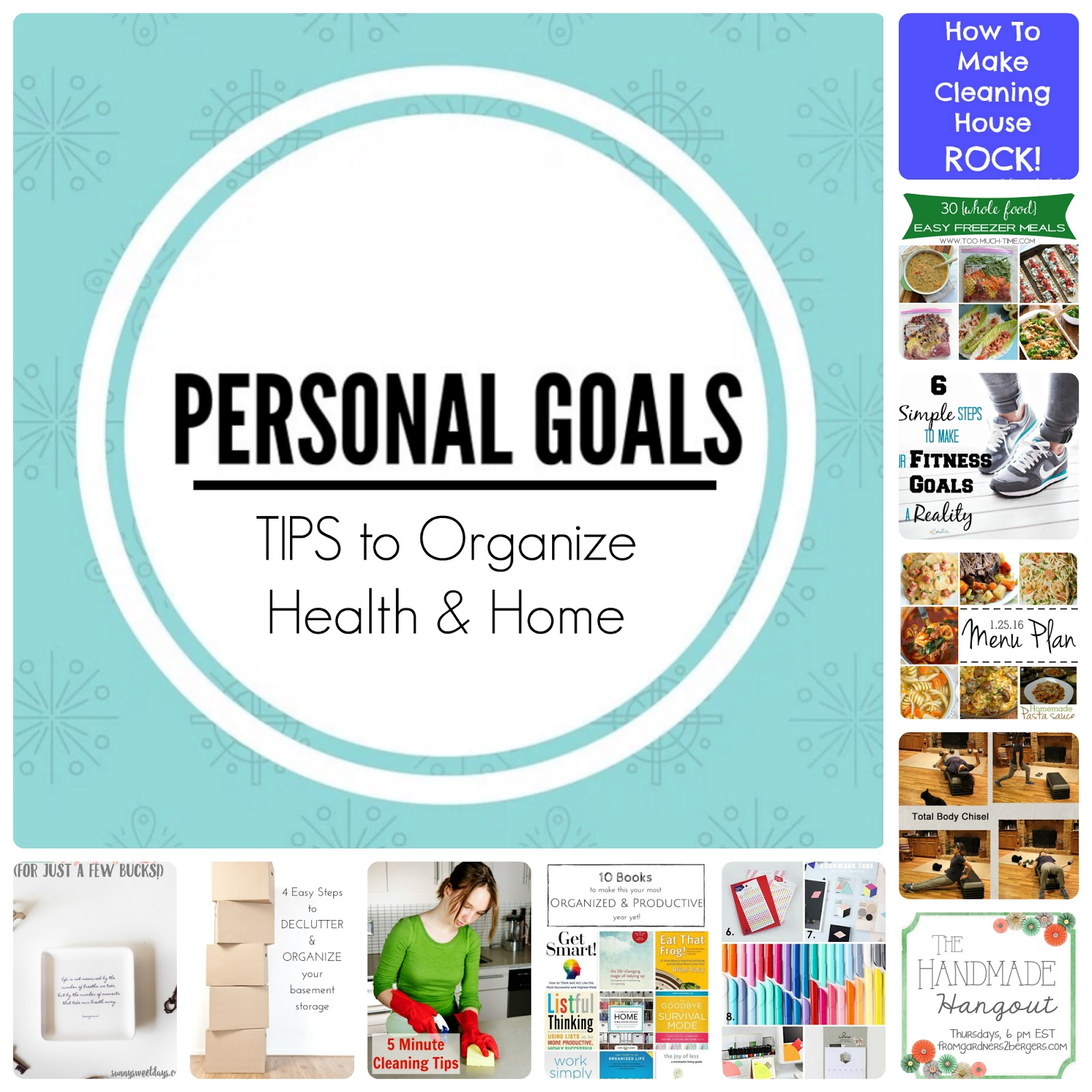 Personal Health: From Gardners 2 Bergers: The Handmade Hangout Features
