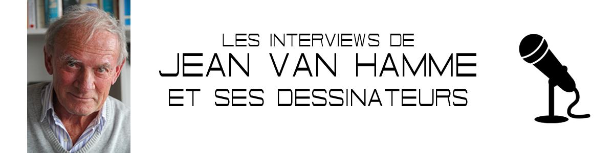 INTERVIEWS JEAN VAN HAMME
